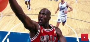 Description: Watch Michael Jordan's Mini Bio